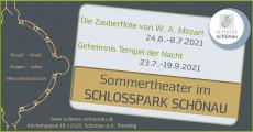 STATIONENTHEATER im Schlosspark Schönau