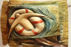 Kunstvoll Geschnitztes von Hana Richterova