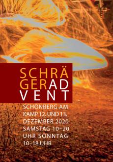 Schräger Advent in Schönberg am Kamp