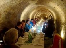 Kulinarischer Genuss in der Kellerröhre