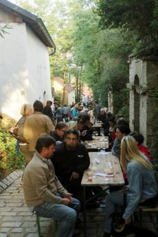 Kellergassenfest Oberkreuzstetten