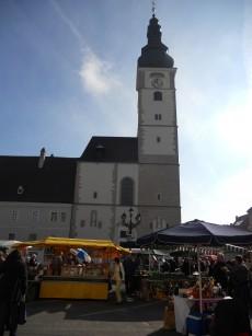 Markt am Domplatz