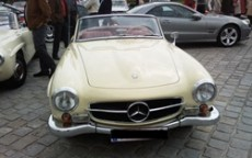 Mercedes Benz SL Club