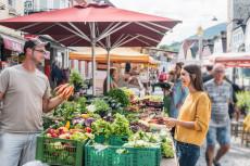 Waidhofner Wochenmarkt