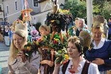 Erntedankfest Dürnstein