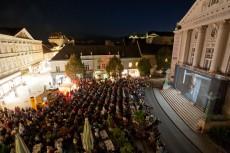 Open Air Kino Baden