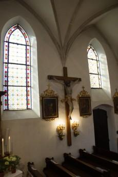 Kreuz Pfarrkirche Loiben