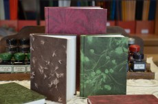 Buchbindeworkshop - altes Handwerk selbst erlernt. Kre:ART Krems
