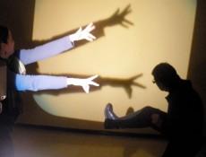Grundlagen des Figurenspiels in einem Kre:ART - Workshop