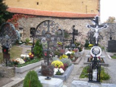 Friedhof Dürnstein