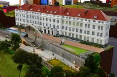 Haltestelle Universität Krems