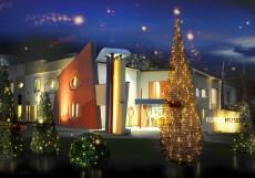 Weihnachtsausstellung im IDEA-Shop