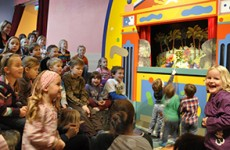 Kasperltheater im Advent