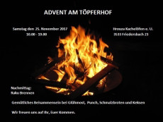 Advent am Töpferhof