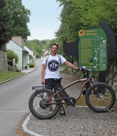 """Elektrofahrrad """"fat bike"""""""