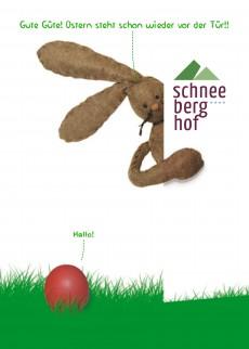 Ostern im Schneeberghof