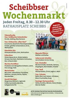 Scheibbser Wochenmarkt 2021