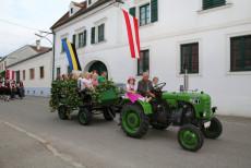 Winzerfest in Röschitz