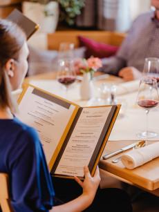 Restaurant im Hotel Neustifter