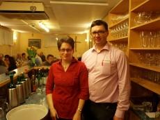 Birgit und Hubert Liener