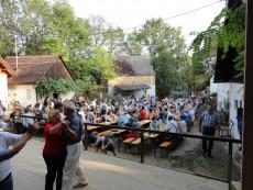 Kellerbergfest in Großkrut