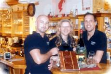 Thomas Bammer mit seinem Team