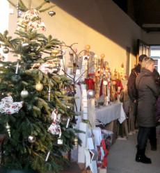 Weihnachtsmarkt im Arkadenhof-Heurigen