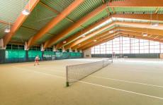 Tennishalle Hotel Schneeberghof