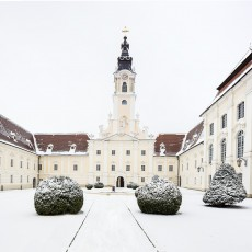 Winter im Stift Altenburg
