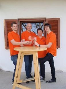 Familie Keiblinger, Ahrenberger Kellergasse
