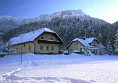 Holzhof bei der Herzerl-Mitzi im Winter