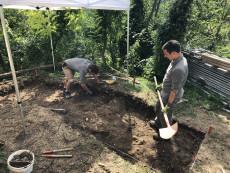 Ausgrabungen Sommer 2019