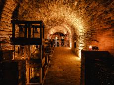 in der Kellerröhre