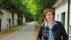 Winzerin Brigitte Neustifter