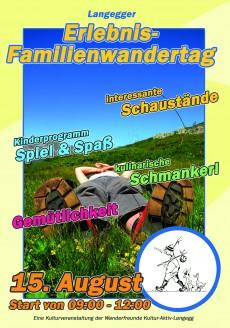 Wandertag-Langeggq